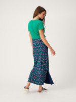 Beach Thistle Maxi Skirt