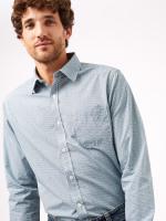 Any-wear Geo Shirt