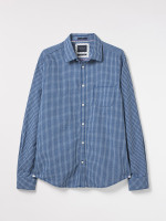 Any-wear Check Shirt