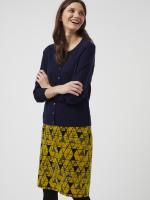 Stockholm Velvet Pencil Skirt