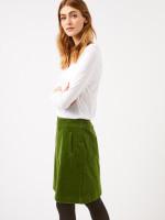 Iris Cord Skirt