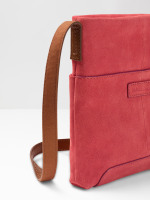 Mini Issy Suede Crossbody