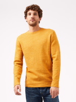 Shulaps Textured Cotton Crew