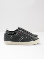 Sally Spot Lace Up Trainer