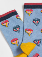 Up, Up & Away Single Sock