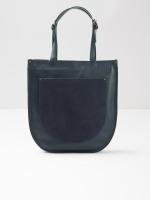 Greta Leather Tote Bag