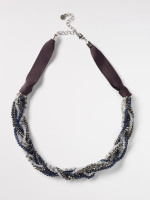 Sparkly Plaited Necklace