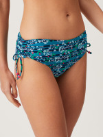 Floral Stripe Bottoms