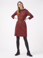 Quince Cowl Dress