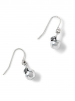 Apple Drop Earring