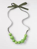 Ceramic Bead Necklace