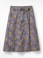 Themba Wrap Skirt