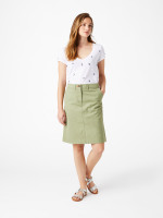 Lindenberry Chino Skirt