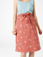 Scentful Embroidered Skirt