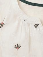 Palm Tree Jersey Vest