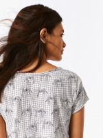 Bloom Fairtrade Jersey Tee