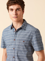 Clifford Print Shirt