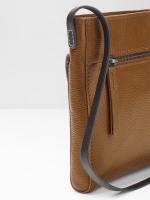 Mimi Leather Crossbody bag