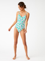 Poppy Wrap Swimsuit
