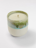 Dip Glaze Dripped Candle