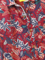 Festival Woven Short Sleeve Shirt