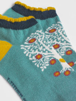 Tree Of Life Trainer 2pk Socks