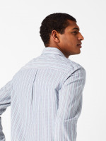 Clifton Textured Stripe Shirt
