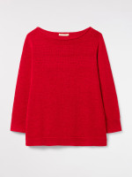 Villa Linen Mix Jumper