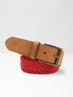 Oscar Braided Belt