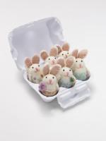 6 x Easter Bunny Egg Box