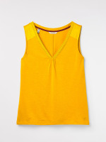 Holland Fairtrade Jersey Vest