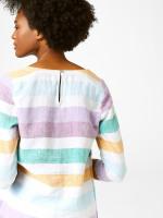 Hyacinth Stripe Tunic