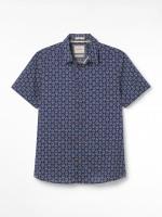 Fusaka Print Shirt