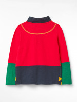 Field Day Funnel Neck Top
