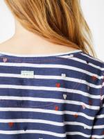 Stitch in Line Jersey Tee