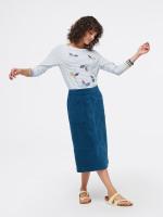 Senara Cord Skirt