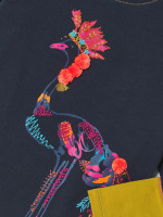 Shake Your Tail Feather Tee