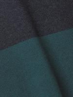 Patchwork Knit Skirt