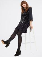 New Star Cloud Velvet Skirt