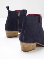 Eliza Cuban Heel Ankle Boots