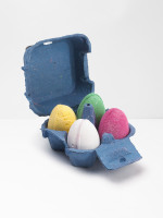 Bath Bomb Egg Box