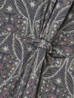 Trellis Jersey Dress