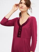Elsa Plain Jersey Dress