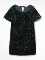 Empress Embroidered Dress