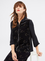 Wish Upon Velvet Shirt