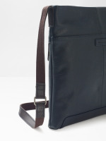 Linden Portrait Leather Xbody