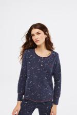 Starry Night Jersey Top