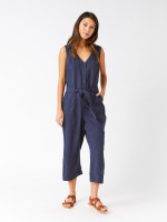 Horizon Linen Jumpsuit