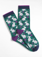 Hop To The Stars Sock