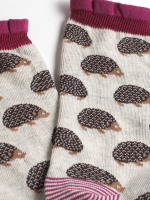 Feeling Prickly Single Sock